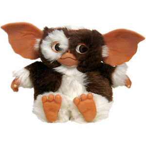 MINI SMILING GIZMO SOFT PLUSH TOY - Official 6