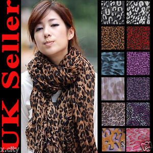 New-Celebrity-Hot-Large-Animal-Leopard-Print-Shawl-Stole-Scarf-2012-Collections