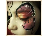 FEMALE FACE PAINTER/BALLOON MODELLER/KIDS PARTY ENTERTAINER!!