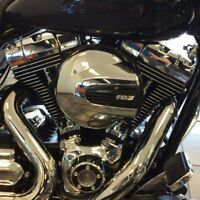 Miniature 11 Moto Harley-Davidson Touring 2016