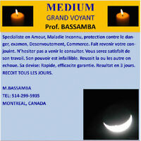 Medium Grand Voyant .Profs. BASSAMBA