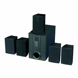Curtis HTIB1002 5.1 Surround Sound Home Theatre System In A Box
