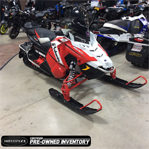 2015 Polaris 800 Switchback Pro-S  SnowChek LE