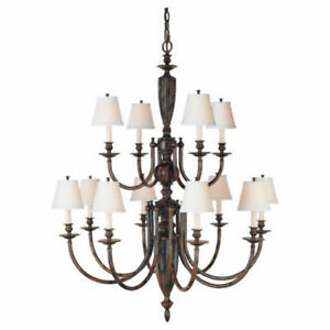 GARAGE CONTENT MOVING SALE - MURRAY FEISS CHANDELIER