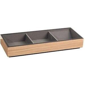 Wolf Designs 460228 Valet Top Tray Watch Winder