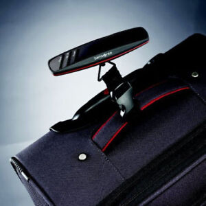 NEW SAMSONITE PÈSE-BAGAGE VALISE ELECTRONIC LUGGAGE SCALE