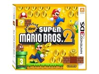 Super mario bro 3ds game