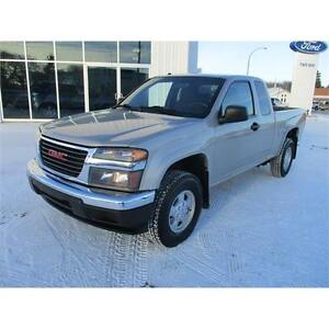 2007 GMC CANYON EXT EXTENDED CAB 4X4