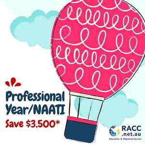 RACC-PY and Naati courses Melbourne CBD Melbourne City Preview