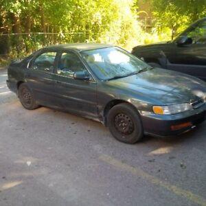 1996 Honda Accord!!!