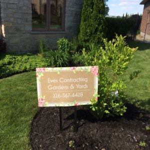 Landscapes, Fall/Spring Cleanups, Gardens & Lawns
