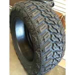 Four NEW LT285/70/17 Antares Deep Digger Mud Tires