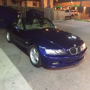 BMW Z3i Convertible Roadster!