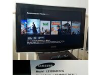 SAMSUNG LE32B650T2W 32 FULL HD LCD TV (NO STAND/WALL MOUNTABLE)