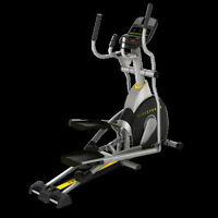 LIVESTRONG LS8.0E Elliptical-Almost new