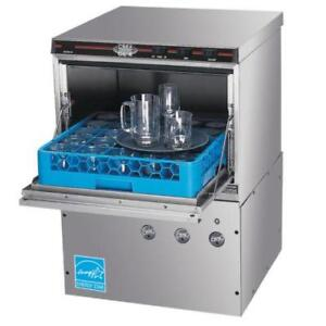 CMA GL-X Low Temperature Undercounter Glass Washer . *RESTAURANT EQUIPMENT PARTS SMALLWARES HOODS AND MORE*