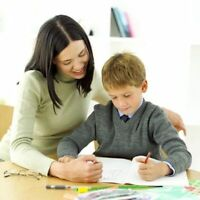 Tutor Wanted! Grade 5, 10 French, English and Math Tutor looking