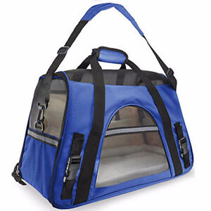 WANTED -- SMALL PET CARRIER -- Nylon or Plastic