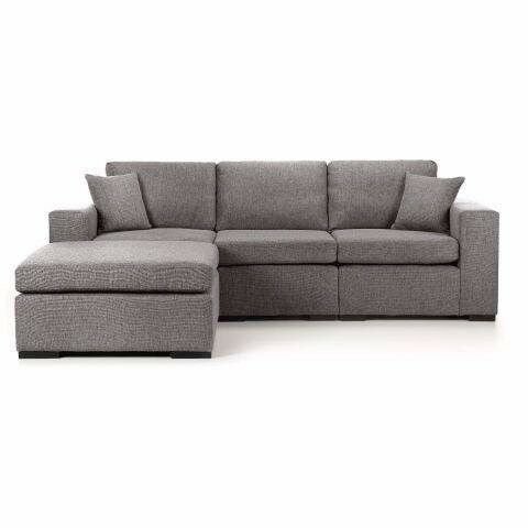 Less than one year corner sofa for sale in excellent condition