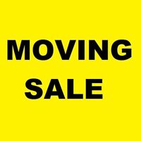 ██Moving Sale██ Treadmill,Dining Table,Chairs,Hutch,Sofa Couch █