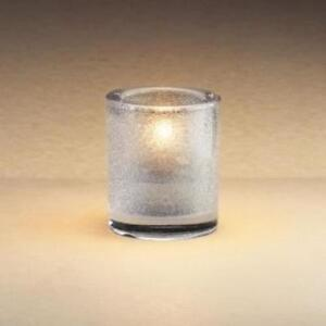 "Clear Mini Bubbles Liquid Candle Holder ( 3 1/4"" ) 6/case *RESTAURANT EQUIPMENT PARTS SMALLWARES HOODS AND MORE*"