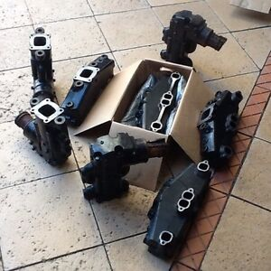 Manifolds and risers for Mercruiser Mount Claremont Nedlands Area Preview