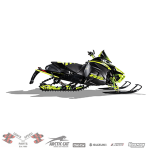 NEW ARCTIC CAT 2017 ZR 6000 LINE UP @ DON'S SPEED PARTS