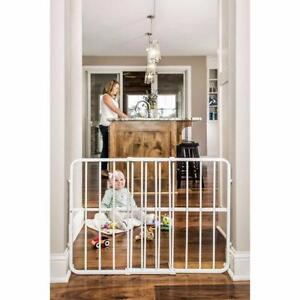 NEW Regalo - Guardian Expandable Metal Gate