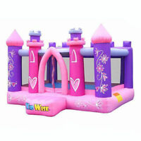 JEUX GONFLABES INFLATABLE BOUNCERS BARBE À PAPA COTTON CANDY