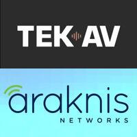 Araknis Network Solutions: Sales, Installs & Maintenance; TEK-AV