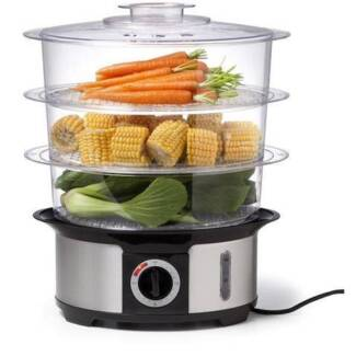 Homemaker 3 Tier Food Steamer Wynyard Waratah Area Preview
