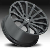 "NEW 20"" MRR Wheels! HR-9 Model Satin Black! Charger Challenger"