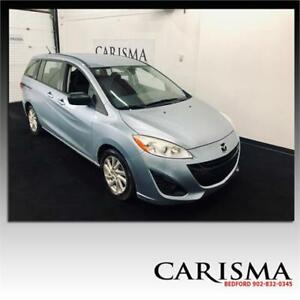 Zoomy~ '12 Mazda5 GS~ $34.20 Weekly OAC ~ 2 Year Warranty & MVI