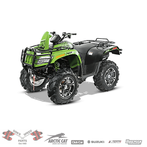 NEW 2014 700 MUDPRO LINE UP @ DON'S SPEED PARTS