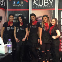 Sales Rep for Ruby Picture perfect eyebrows!!