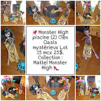 Monster High - Piscine - 25$ Laval / North Shore Greater Montréal Preview