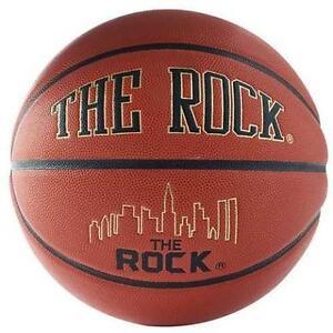 LOT de Ballon  de Basketball  NEUF THE ROCK CERTIFIER