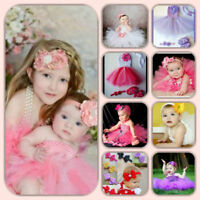 Brand new baby shoes tutu dresses headbands