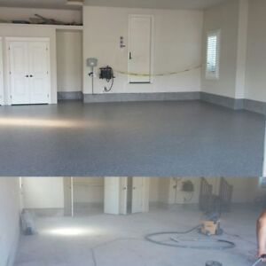 ,polished concrete , concrete repairs, work stations , epoxy