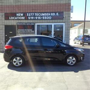 2014 Kia Rondo LX w/3rd Row - $53.52/week OAC