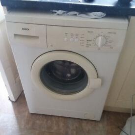 Bosch washing machine, may deliver