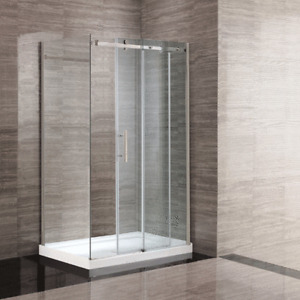 Rectangular shower 48''x32'' NEW INBOX/Douche rectangle Neuve