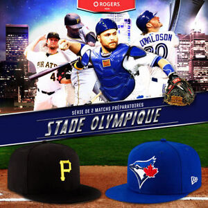 Jays Vs Pirates - Stade Olympique Mtl - Section 122