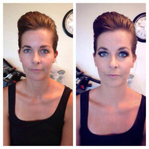 Freelance Makeup Artist and Hairstylist London Ontario image 2
