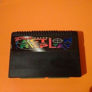 SEGA Saturn Pro Action Replay (flashed with Pseudo Saturn)