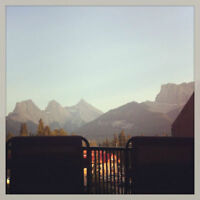 Canmore Condo: 3 month lease