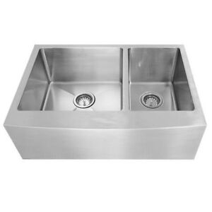 !NEW! Stainless Kitchen sinks 9 models/ Éviers Stainless Neuf
