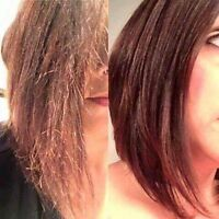 Monat Natural Hair Care with Benefits!!!