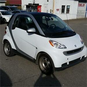 2012 SMART FORTWO 2 DOOR COUPE  CERTIFIED