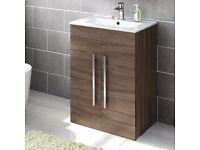 New Bathroom Vanity unit with Sink & Tap